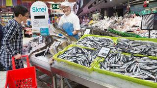 Eroski logra la certificación MSC para su pescado fresco