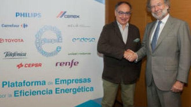Carrefour se aplica en materia de eficiencia energética