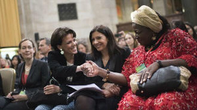 L'Oréal ayuda a las mujeres a luchar contra el cambio climático