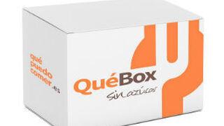 QuéBox lanza su caja sin azúcar