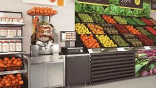Zumex lanza nuevos modelos de exprimidoras para supermercados