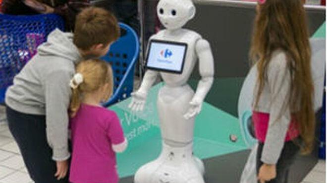 Carrefour vuelve a sorprender con sus robots: ahora llega Pepper