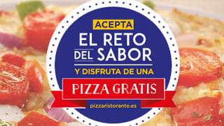 ¿Quieres pizza gratis? Dr. Oetker te lo pone fácil