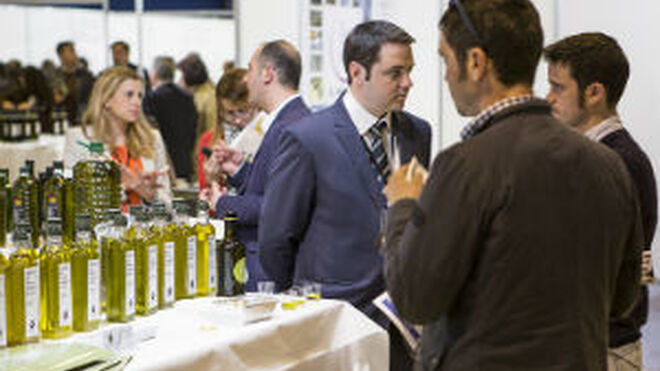 California se hace un hueco en la World Olive Oil Exhibition
