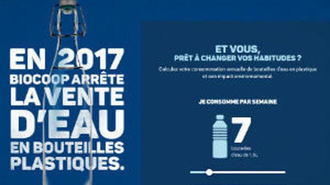 Un supermercado radical: deja de vender agua en botellas de plástico