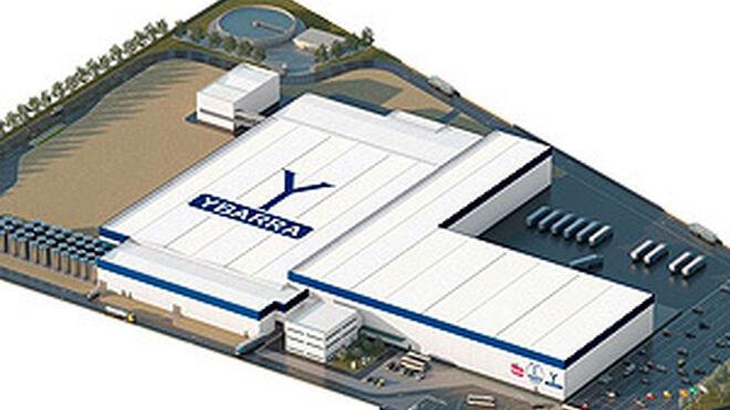 Así será la nueva fábrica de Grupo Ybarra en Dos Hermanas