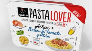 Gallo inventa una nueva forma de cocinar la pasta