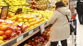 Los alimentos, los productos que menos gusta comprar por Internet
