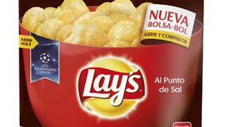 No te despistes: Lay's ha revolucionado su bolsa de patatas