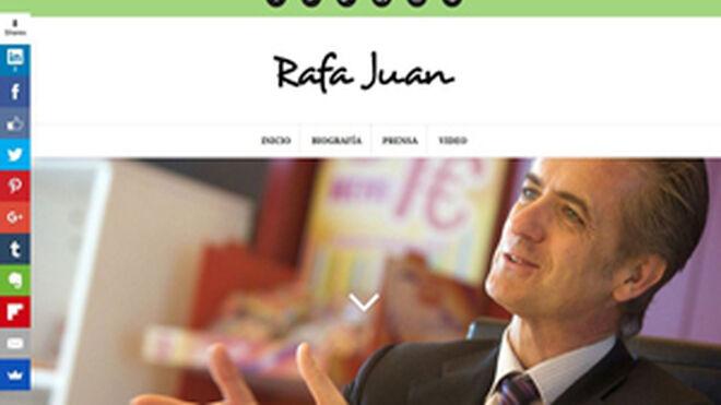 Hay un CEO digital en el gran consumo y se llama Rafael Juan