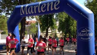 Manzanas Marlene vuelve a patrocinar la Carrera de la Mujer