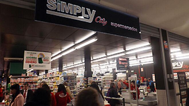 Simply también se apunta a tener supermercados abiertos 24 horas