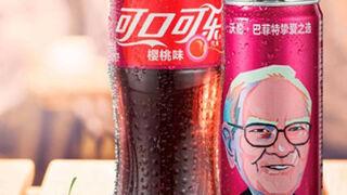 Warren Buffett se cuela en las latas chinas de Coca-Cola