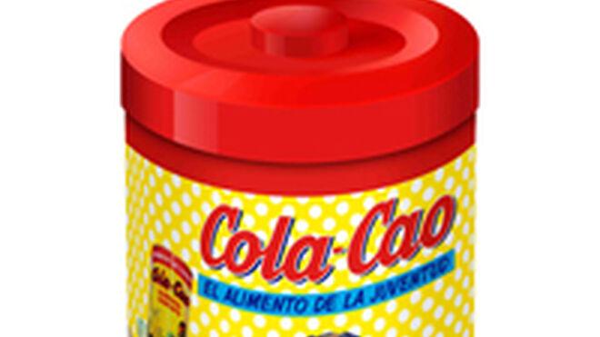 Cola Cao amplía su colección vintage con su lata redonda