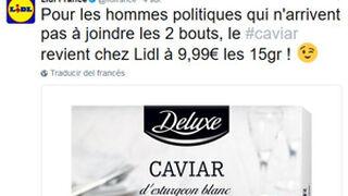 Lidl se mete en las elecciones francesas con una irónica pulla