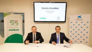 Covirán se alía con CaixaBank para financiar a sus socios