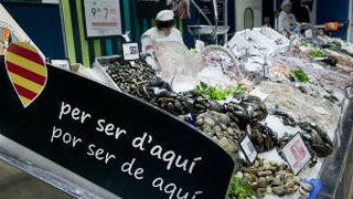Eroski promociona los productos catalanes en su híper de Tarragona