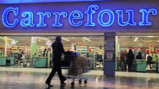 Carrefour toma impulso gracias al negocio internacional