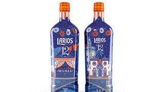 La Feria de Abril conquista las botellas de Larios 12