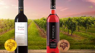Dos vinos de Grupo Miquel triunfan en el concurso Catalunya Giroví