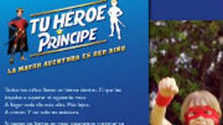 Príncipe lanza una campaña para elegir a su próximo héroe