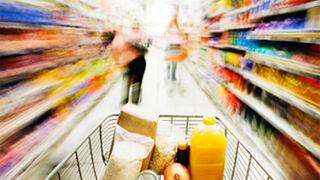 El gran consumo inicia 2017 con un ligero crecimiento