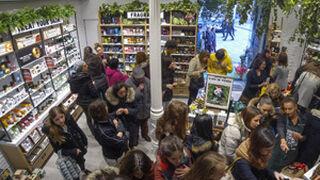 Suben las ventas de perfumería en las tiendas especializadas