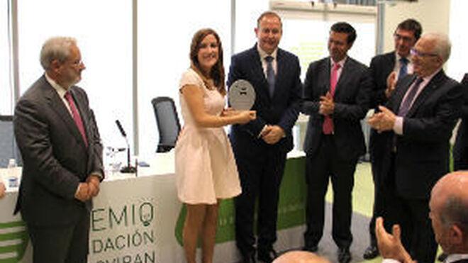 Grupo La Caña gana el Premio Fundación Covirán