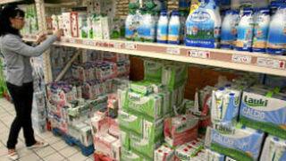 Denuncian diferencias de hasta un 88% en los precios de la leche