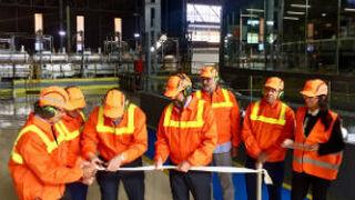 Verallia invierte 30 millones en el mayor horno de vidrio de Europa