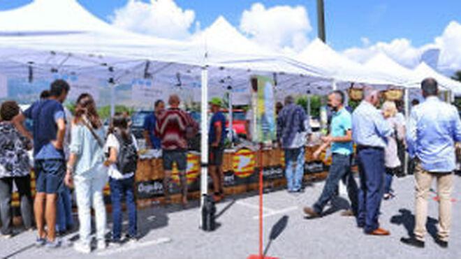 Caprabo abre su temporada de ferias de productos de proximidad