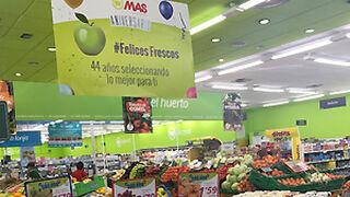 Supermercados Mas regala dinero a sus clientes por sus 44 años
