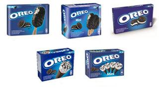Oreo, Milka y Toblerone: en versión helado para el verano