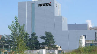 Nestlé invertirá 37 millones en su fábrica Nescafé de Girona