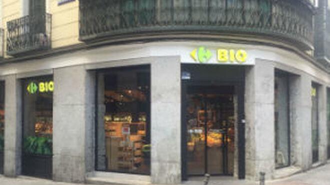 Carrefour no para y estrena su primer supermercado bio en España