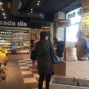 Si dicen alimentación Bio... digan también Carrefour