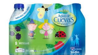 Agua de Cuevas se une a los personajes de Ben & Holly´s
