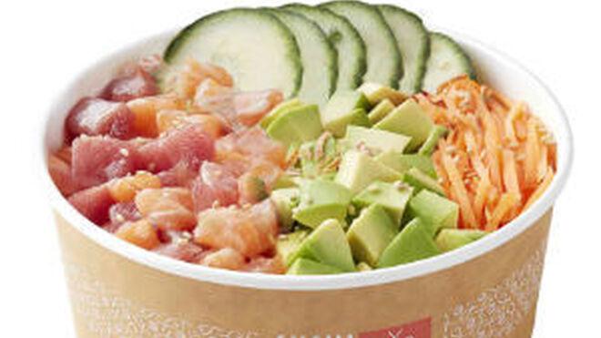 Poke Sushi Bowls, la comida ligera de Sushi Daily