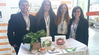 Un producto apto para veganos gana el concurso Ecotrophelia 2017