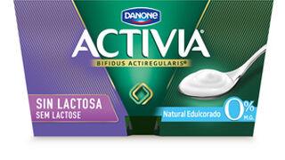 Activia añade otro 'sin' a su gama: llegan sus yogures sin lactosa