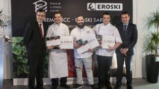 Eroski y Basque Culinary Center premian la innovación gastronómica