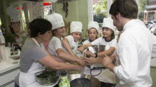 Los niños españoles no consumen suficientes verduras
