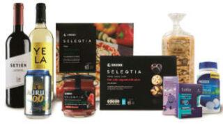Diez productos Eroski reciben premios por su excelencia