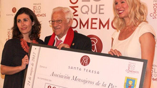 Santa Teresa: Somos lo que Comemos en forma de premios