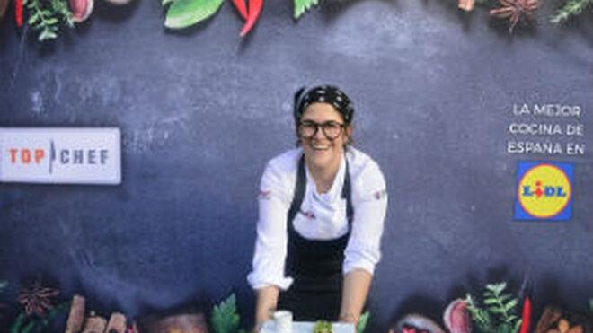 La ganadora de Top Chef se mete en las cocinas de Lidl
