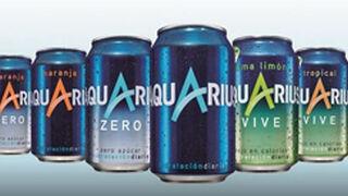 Aquarius estrena imagen sumándose al concepto de marca única