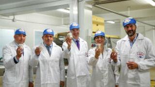 Larsa moderniza su fábrica de quesos y yogures de Vilagarcía
