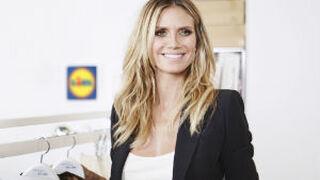 Lidl escoge a Heidi Klum para que diseñe su colección de moda