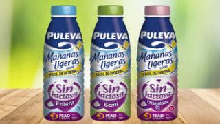 Puleva Mañanas Ligeras Sin Lactosa estrena formato botella