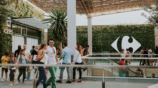 Una publicidad digital y pionera en más de 130 centros Carrefour